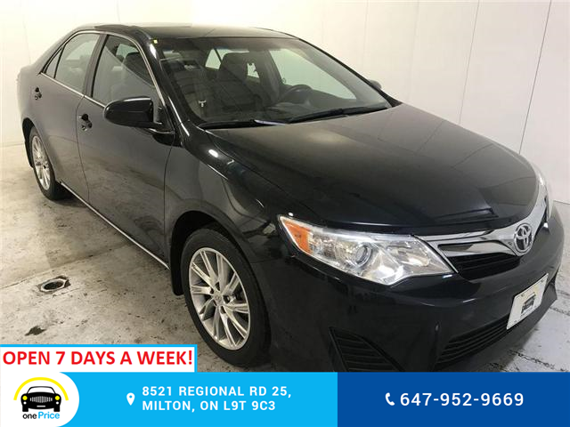 2013 Toyota Camry LE (Stk: 253588) in Milton - Image 1 of 27