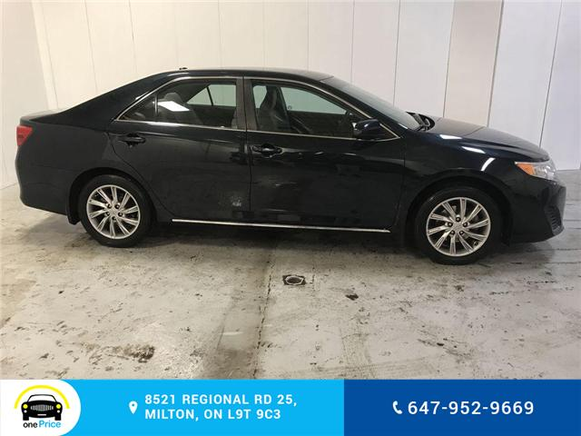2013 Toyota Camry LE (Stk: 253588) in Milton - Image 2 of 27