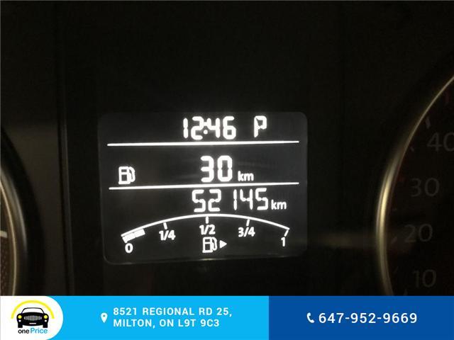 2013 Volkswagen Jetta 2.0 TDI Highline (Stk: 400566) in Milton - Image 17 of 26