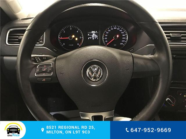 2013 Volkswagen Jetta 2.0 TDI Highline (Stk: 400566) in Milton - Image 18 of 26