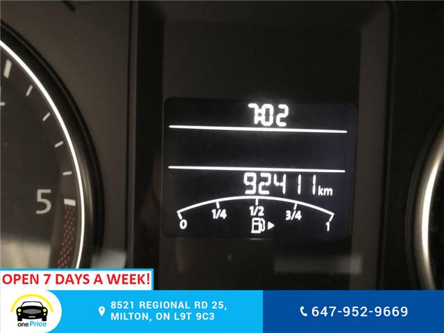 2013 Volkswagen Jetta 2.0 TDI Highline (Stk: 426354) in Milton - Image 19 of 27
