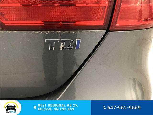2013 Volkswagen Jetta 2.0 TDI Highline (Stk: 426354) in Milton - Image 27 of 27