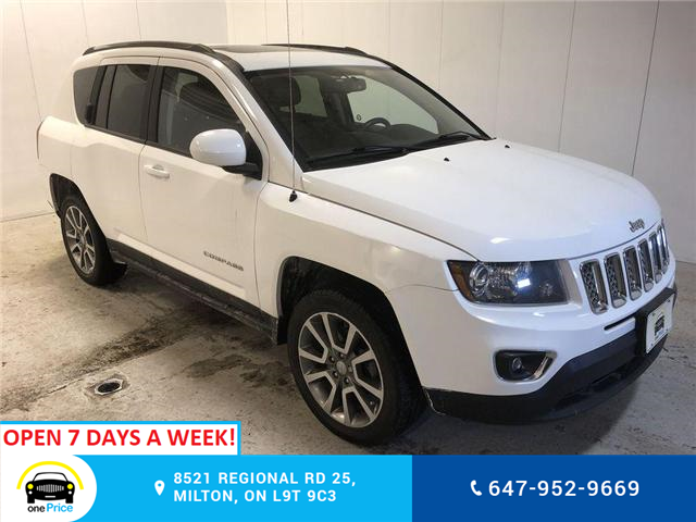 2014 Jeep Compass Limited (Stk: 565076) in Milton - Image 1 of 28