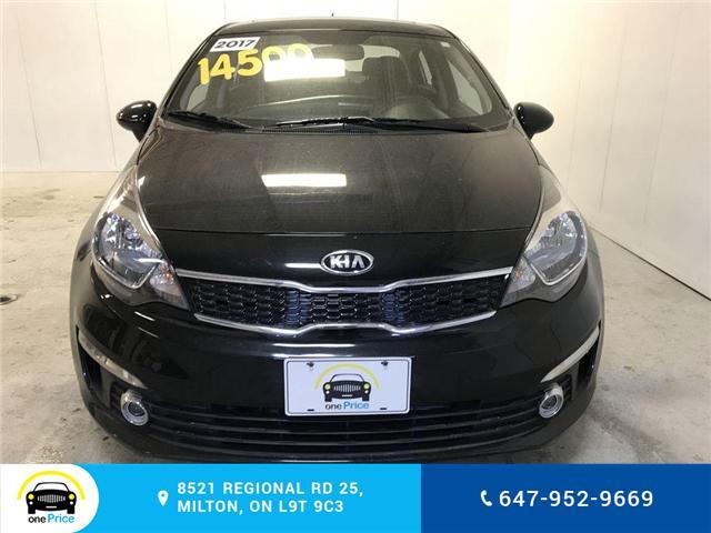 2017 Kia Rio EX+ w/Sunroof (Stk: 104479) in Milton - Image 6 of 29