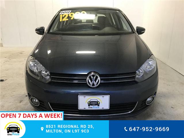 2012 Volkswagen Golf 2.0 TDI Comfortline (Stk: 316724) in Milton - Image 5 of 28