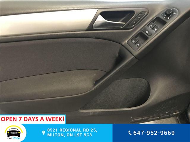 2012 Volkswagen Golf 2.0 TDI Comfortline (Stk: 316724) in Milton - Image 7 of 28