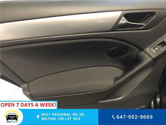 2012 Volkswagen Golf 2.0 TDI Comfortline (Stk: 316724) in Milton - Image 11 of 28