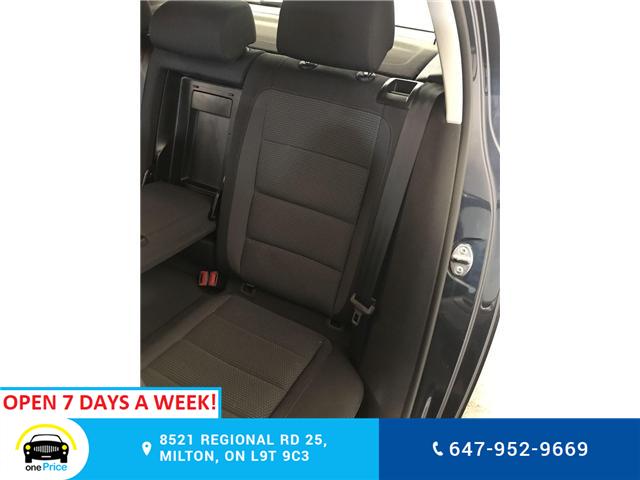 2012 Volkswagen Golf 2.0 TDI Comfortline (Stk: 316724) in Milton - Image 12 of 28