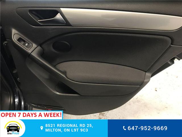 2012 Volkswagen Golf 2.0 TDI Comfortline (Stk: 316724) in Milton - Image 13 of 28