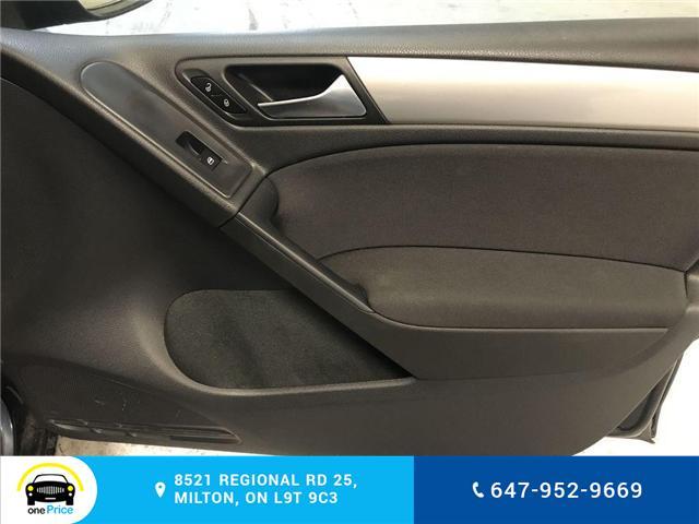 2012 Volkswagen Golf 2.0 TDI Comfortline (Stk: 316724) in Milton - Image 15 of 28