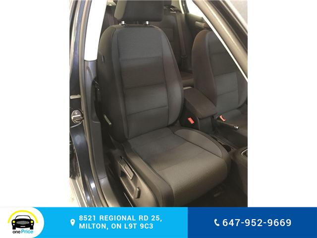 2012 Volkswagen Golf 2.0 TDI Comfortline (Stk: 316724) in Milton - Image 16 of 28