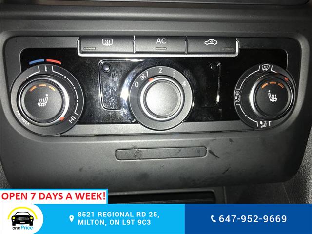 2012 Volkswagen Golf 2.0 TDI Comfortline (Stk: 316724) in Milton - Image 20 of 28