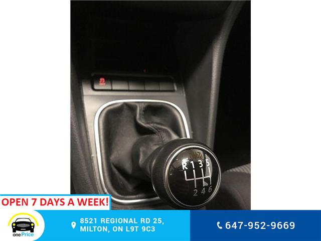 2012 Volkswagen Golf 2.0 TDI Comfortline (Stk: 316724) in Milton - Image 21 of 28