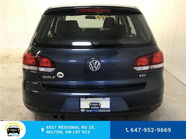 2012 Volkswagen Golf 2.0 TDI Comfortline (Stk: 316724) in Milton - Image 26 of 28