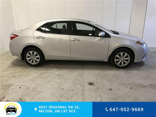 2014 Toyota Corolla LE (Stk: 129763) in Milton - Image 2 of 28