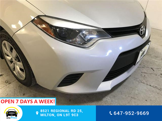 2014 Toyota Corolla LE (Stk: 129763) in Milton - Image 4 of 28