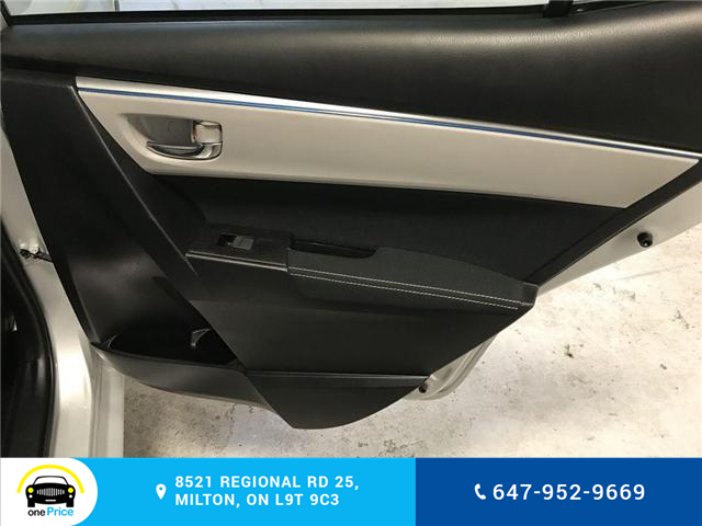 2014 Toyota Corolla LE (Stk: 129763) in Milton - Image 11 of 28