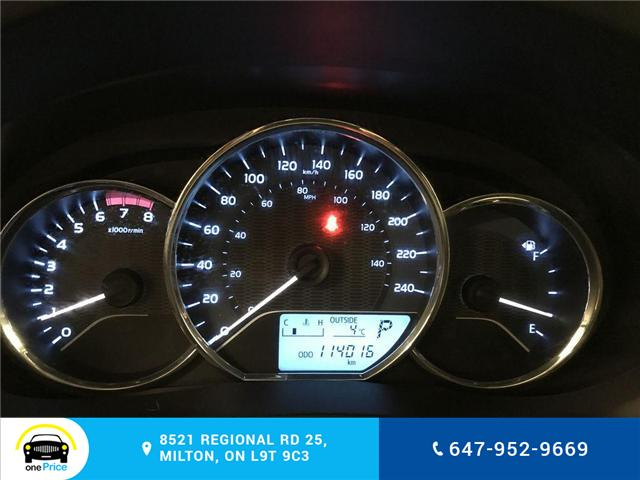 2014 Toyota Corolla LE (Stk: 129763) in Milton - Image 17 of 28