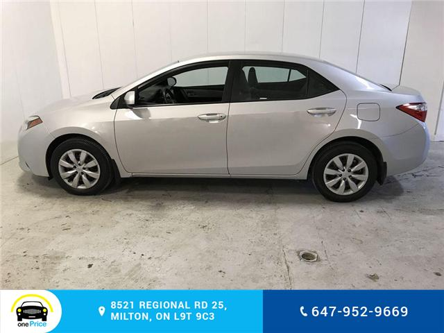 2014 Toyota Corolla LE (Stk: 129763) in Milton - Image 23 of 28
