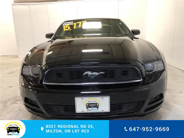 2014 Ford Mustang V6 (Stk: 218114) in Milton - Image 6 of 24