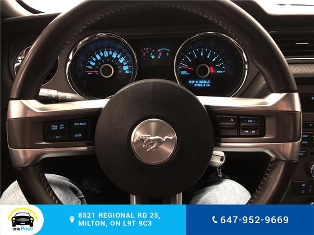 2014 Ford Mustang V6 (Stk: 218114) in Milton - Image 14 of 24
