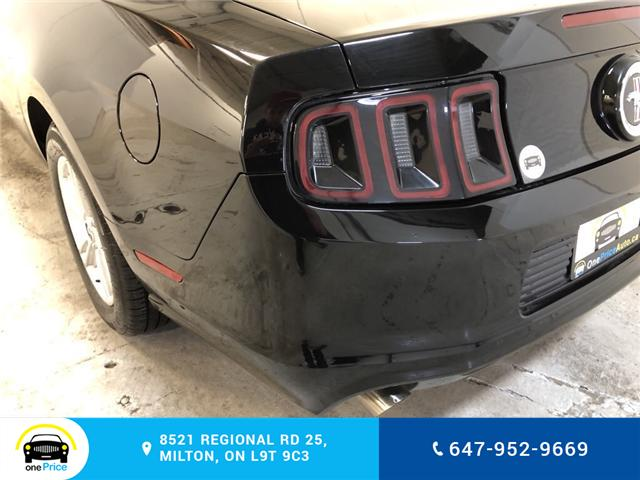2014 Ford Mustang V6 (Stk: 218114) in Milton - Image 20 of 24