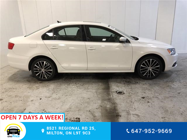 2013 Volkswagen Jetta 2.0 TDI Highline (Stk: 400599) in Milton - Image 2 of 30