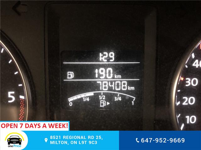 2013 Volkswagen Jetta 2.0 TDI Highline (Stk: 400599) in Milton - Image 18 of 30