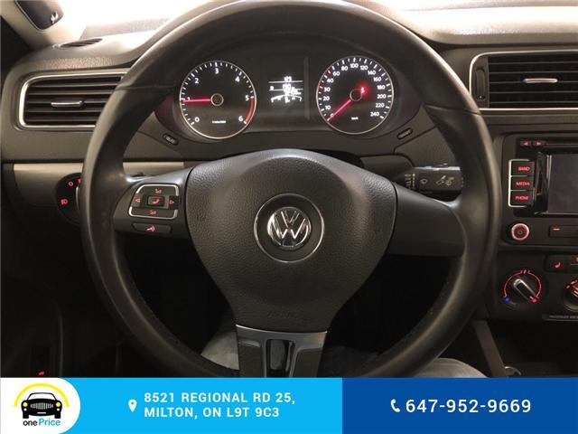 2013 Volkswagen Jetta 2.0 TDI Highline (Stk: 400599) in Milton - Image 19 of 30