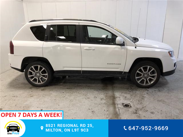 2014 Jeep Compass Limited (Stk: 565076) in Milton - Image 2 of 28