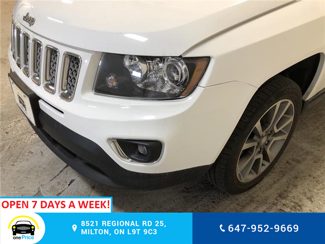 2014 Jeep Compass Limited (Stk: 565076) in Milton - Image 4 of 28