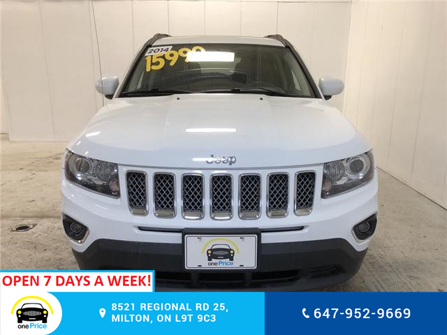 2014 Jeep Compass Limited (Stk: 565076) in Milton - Image 5 of 28