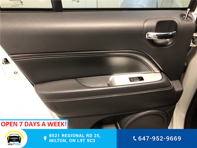 2014 Jeep Compass Limited (Stk: 565076) in Milton - Image 10 of 28