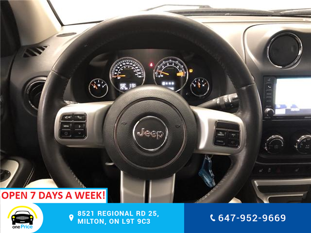 2014 Jeep Compass Limited (Stk: 565076) in Milton - Image 18 of 28