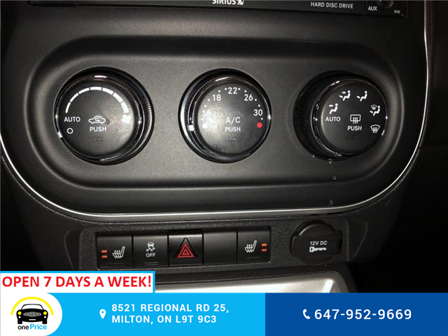 2014 Jeep Compass Limited (Stk: 565076) in Milton - Image 21 of 28