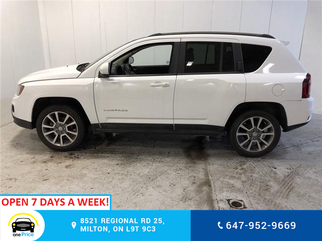 2014 Jeep Compass Limited (Stk: 565076) in Milton - Image 22 of 28