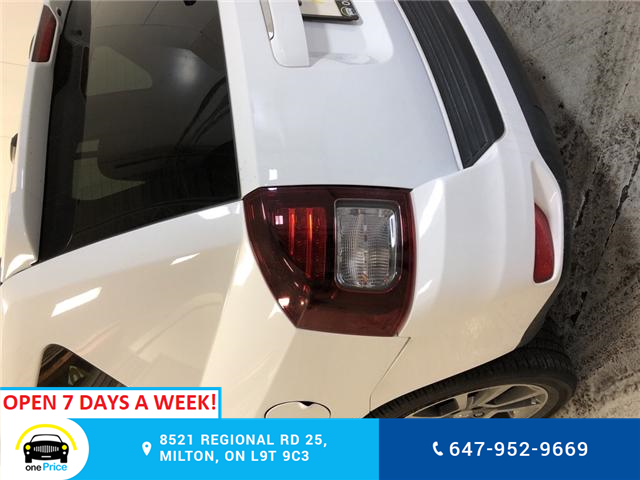 2014 Jeep Compass Limited (Stk: 565076) in Milton - Image 23 of 28