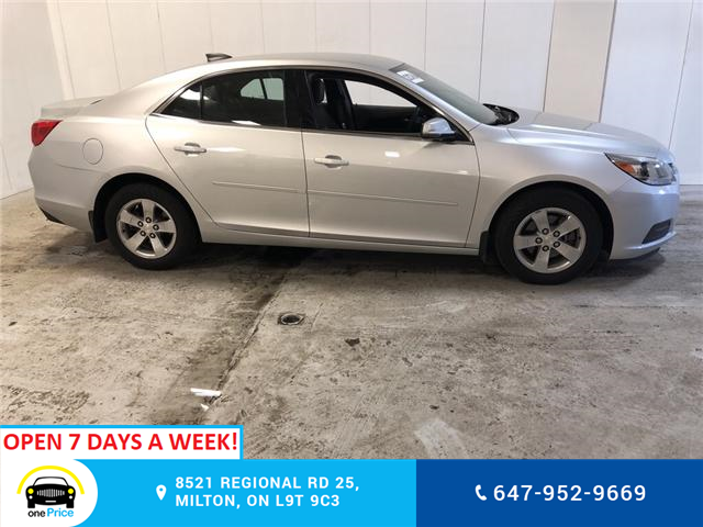 2016 Chevrolet Malibu 1FL (Stk: 131873) in Milton - Image 2 of 24
