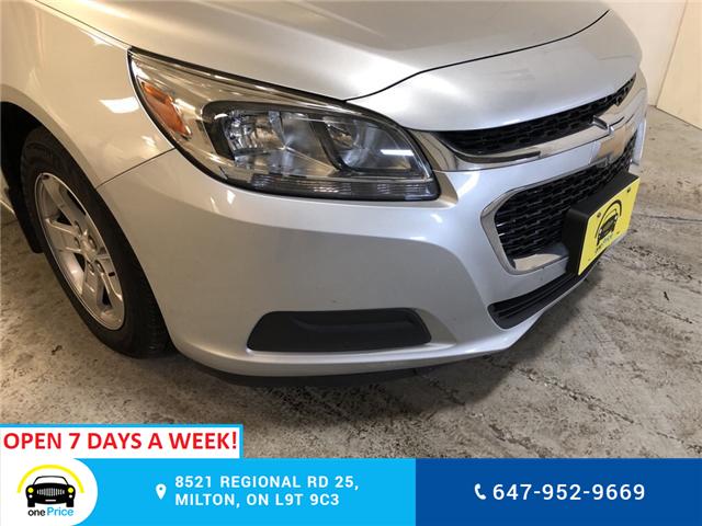 2016 Chevrolet Malibu 1FL (Stk: 131873) in Milton - Image 4 of 24
