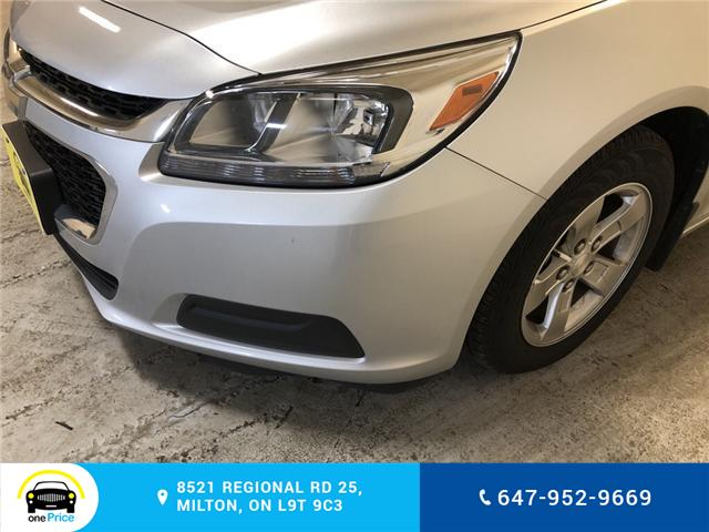 2016 Chevrolet Malibu 1FL (Stk: 131873) in Milton - Image 5 of 24