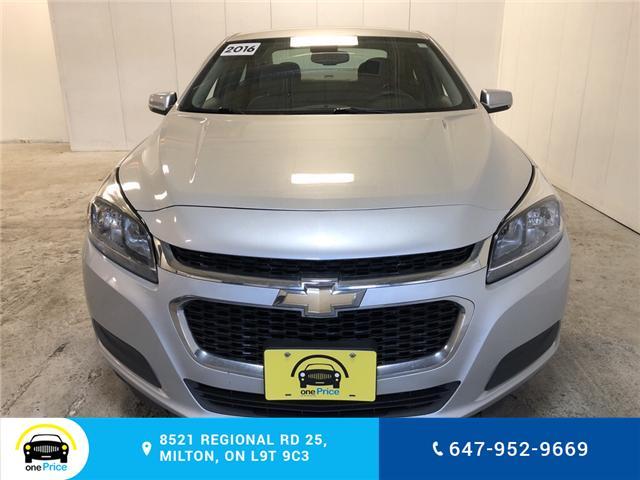 2016 Chevrolet Malibu 1FL (Stk: 131873) in Milton - Image 6 of 24