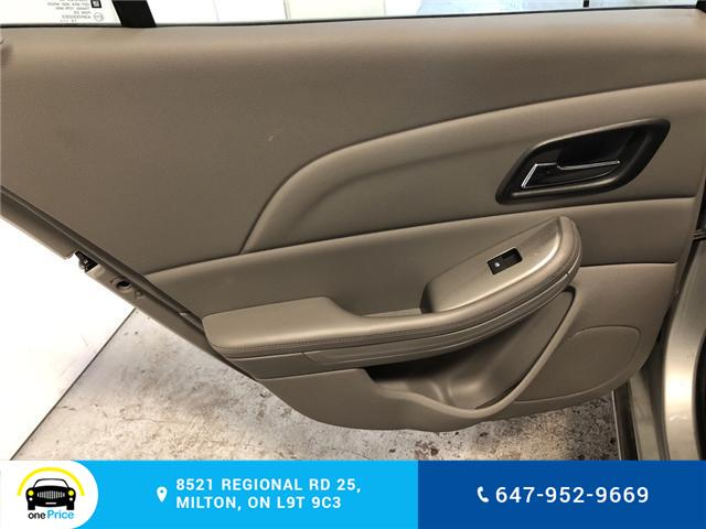 2016 Chevrolet Malibu 1FL (Stk: 131873) in Milton - Image 9 of 24