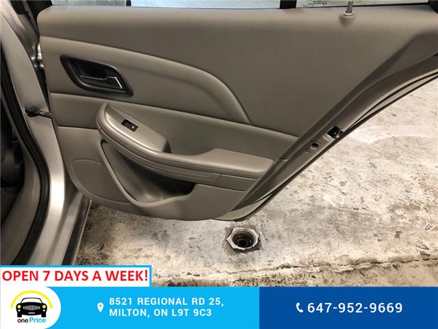 2016 Chevrolet Malibu 1FL (Stk: 131873) in Milton - Image 11 of 24