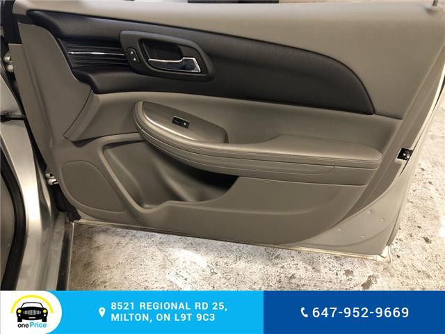 2016 Chevrolet Malibu 1FL (Stk: 131873) in Milton - Image 13 of 24