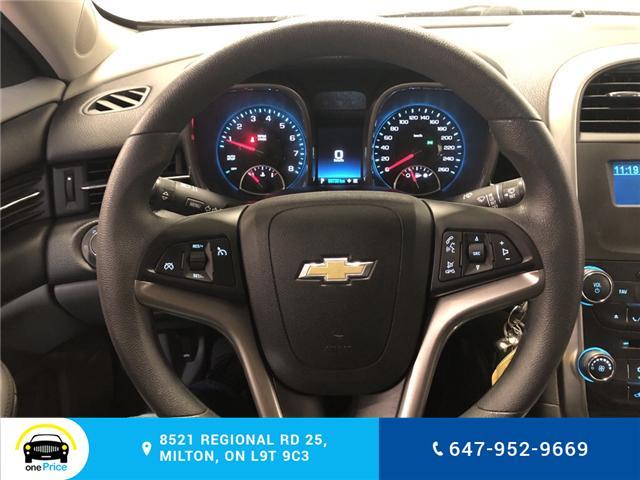 2016 Chevrolet Malibu 1FL (Stk: 131873) in Milton - Image 16 of 24