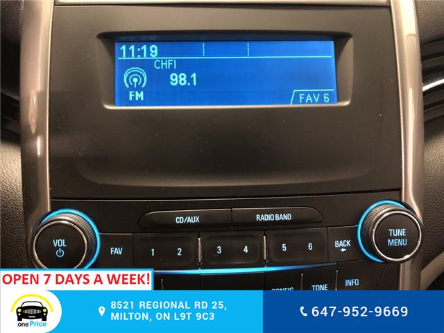 2016 Chevrolet Malibu 1FL (Stk: 131873) in Milton - Image 17 of 24