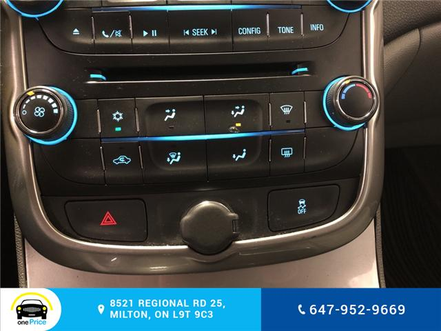 2016 Chevrolet Malibu 1FL (Stk: 131873) in Milton - Image 18 of 24