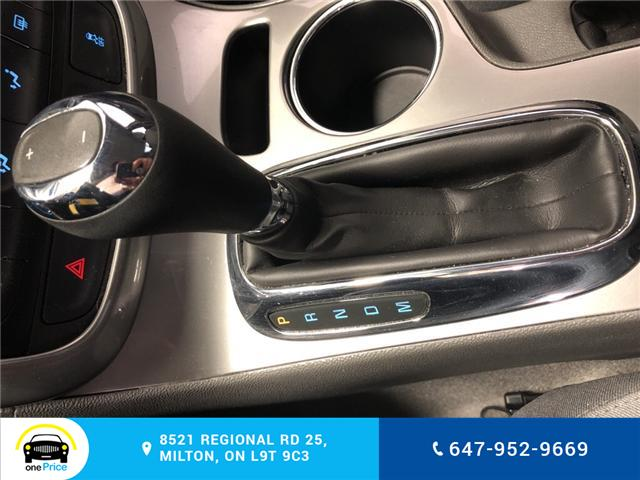 2016 Chevrolet Malibu 1FL (Stk: 131873) in Milton - Image 19 of 24
