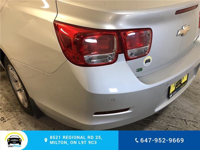 2016 Chevrolet Malibu 1FL (Stk: 131873) in Milton - Image 21 of 24