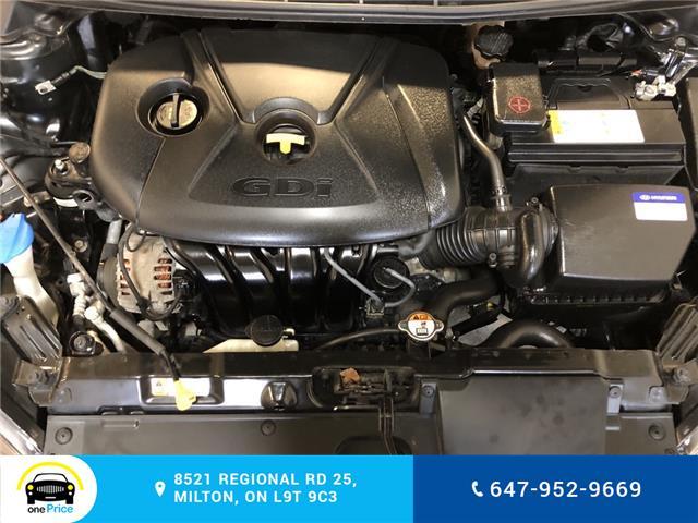 2014 Hyundai Elantra SE (Stk: 026991) in Milton - Image 7 of 27